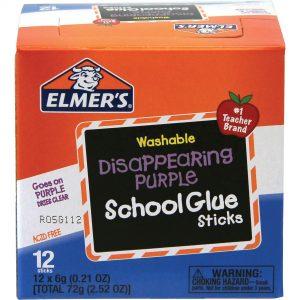 12pk Elmers Glue Sticks