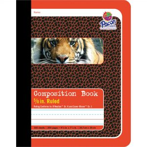 Primary Ruled Composition Book