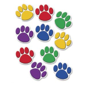 Paw Print Accents