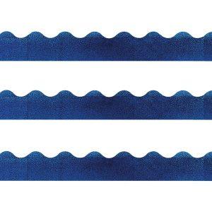 Blue Sparkle Board Trim