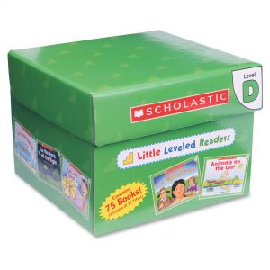 Scholastic Level D Reader Book Set