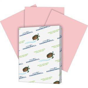 Pink Copy Paper