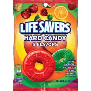 LifeSaver Candies