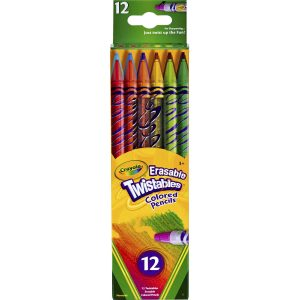 Twistable Colored Pencils