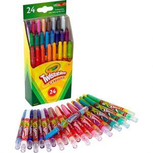 Twistable Crayola Crayons