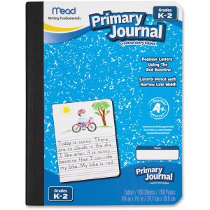 Primary Creative Writing Journal
