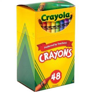 48ct Crayola Crayons