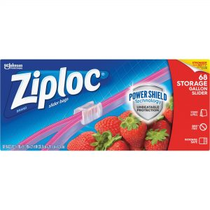 Gallon Ziploc Bags