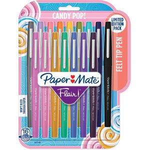 Paper Mate Flair Markers