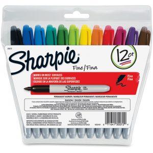 12ct Sharpies