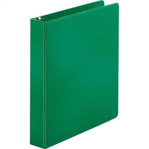"""1 1/2"""" Green Binder"""