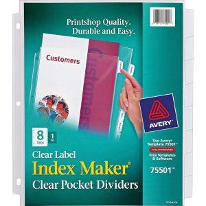 Sheet Protector Divider